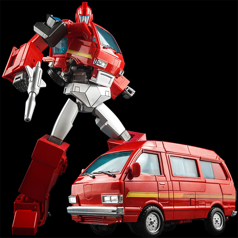 WEIJIANG WJ MPP27 Transformation Car Toys Movie 5 KO Oversize Alloy ABS Action Figure Robot Collection