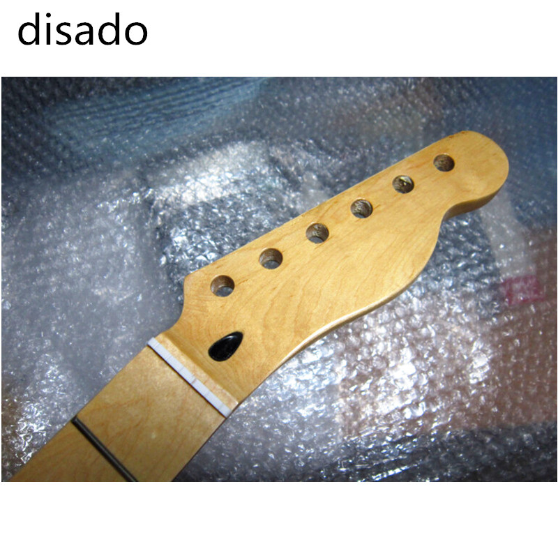 disado 22 Frets inlay dots maple Electric Guitar Neck Guitar Parts guitarra instrumentos Musicais accessories pattern thicken waterproof soprano concert tenor ukulele bag case backpack 21 23 24 26 inch ukelele accessories guitar parts gig