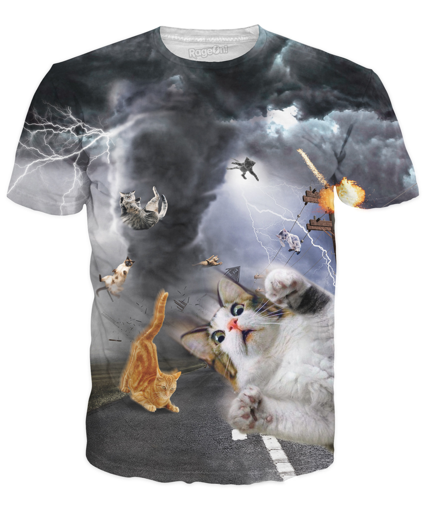Cats 3D T shirt Collection free shipping worldwide