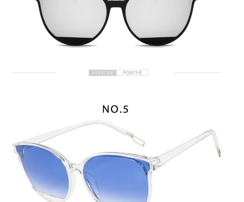 RBROVO Gafas de sol mujer vintage 15