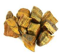1lb Массовая Грубой Золото Тигровый Глаз Камни из Бразилии-Большой 1