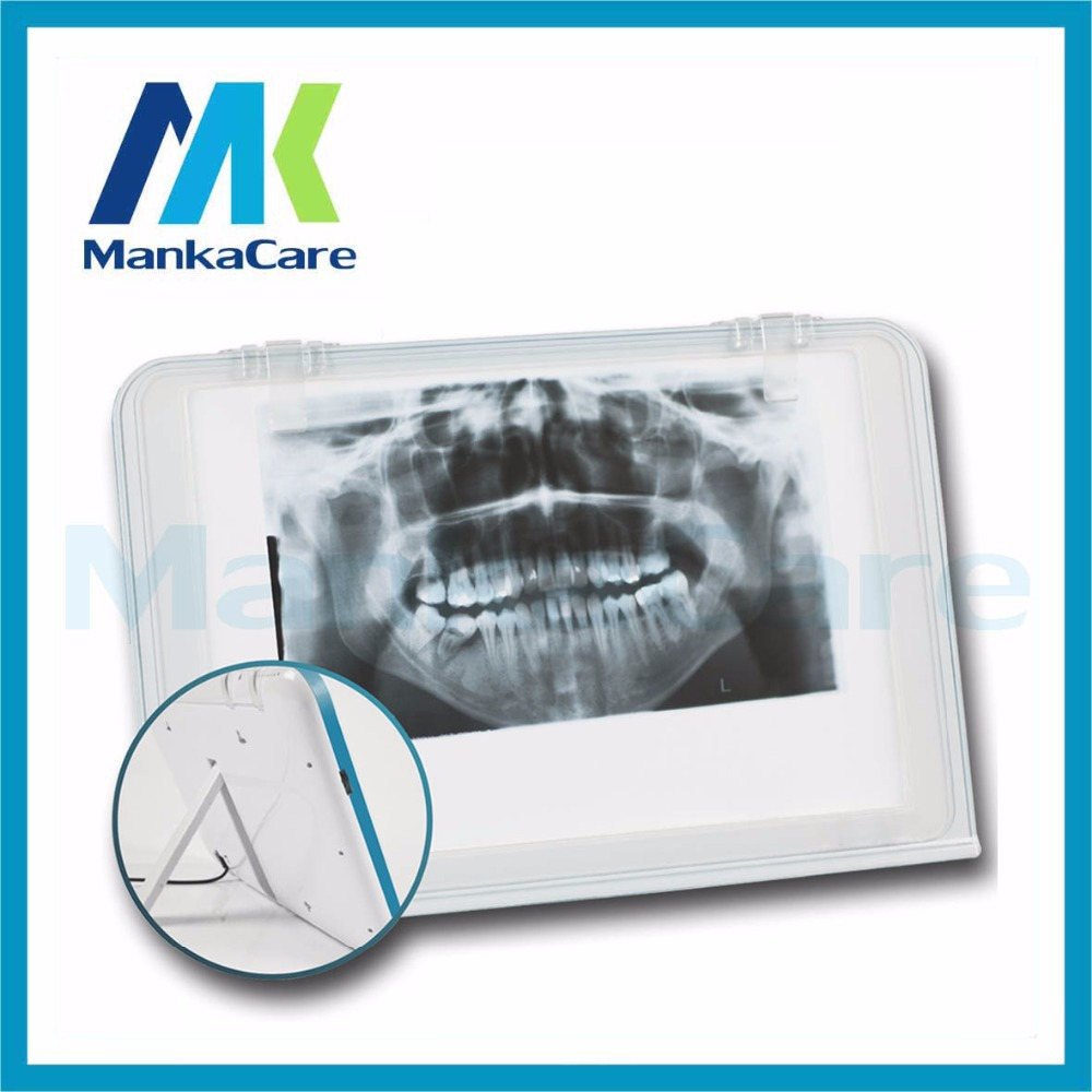 Manka Care-best Medical LED x-ray film viewer,medical x ray film view box,medical negatoscope and x ray film illuminator dental x ray film illuminator light box x ray viewer light panel a4 free shipping