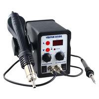 Youyue 8586 Soldering Stations AC 110 V / 220 V 700 W SMD Rework Soldering Station Hot air gun soldering iron