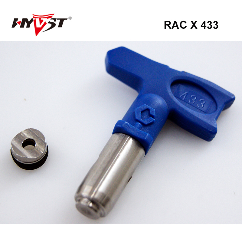 Airless Spray RAC X 433 Tip Machine Parts Gun Guard nozzle (5pcs) oracle rac 11g купить