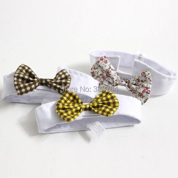 Cats Dog Bowtie Collar
