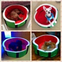 Cute watermelon cat  bed