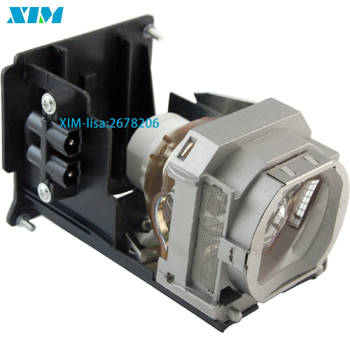 Replacement Projector Lamp with housing  VLT-XL550LP / 915D116O08 for MITSUBISHI XL550U / XL1550 / XL1550U / XL550 Projectors replacement projector lamp vlt xd3200lp 915a253o01 for mitsubishi wd3200u wd3300u xd3200u projectors