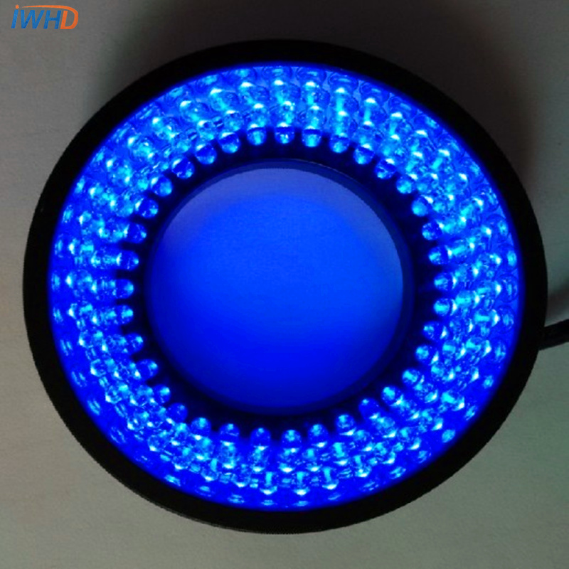 For Machine Vision Diameter 40mm Power 3 5W Ring Light Source 60 Degrees Angle LED Ring
