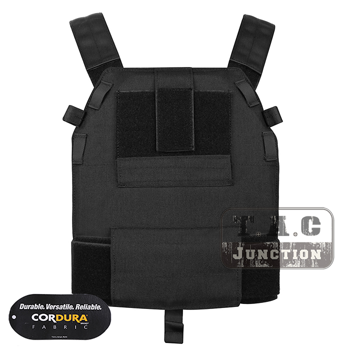 цена на Emerson LBT-6094 MOLLE Tactical Vest Slick Large Plate Carrier EmersonGear LBT 6094 Lightweight Body Armor Combat Vest