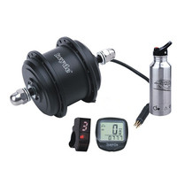 3.5Kg front conversion kit with 250w hub motor(built in controller) and 6.8Ah battery for electric bike,electric bicycle