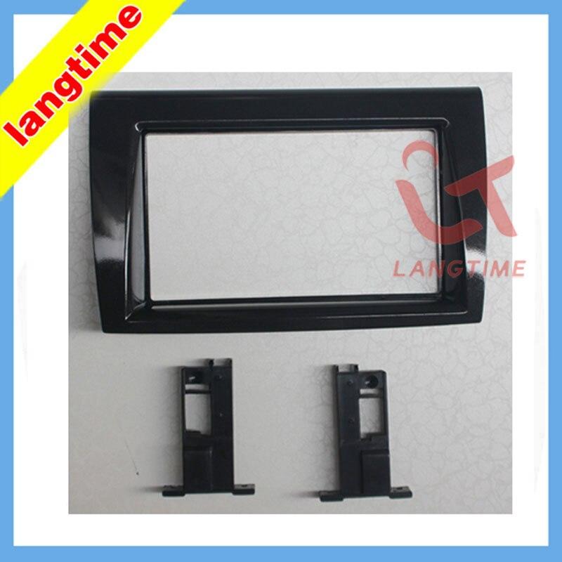 Car refitting DVD frame DVD panel Dash Kit Fascia Radio Frame for 06 FIAT BRAVO 06