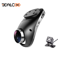 Dealcoo 3G Dash Cam Car DVR Wifi GPS Camera Remote Monitor ADAS Smart Android 5 0