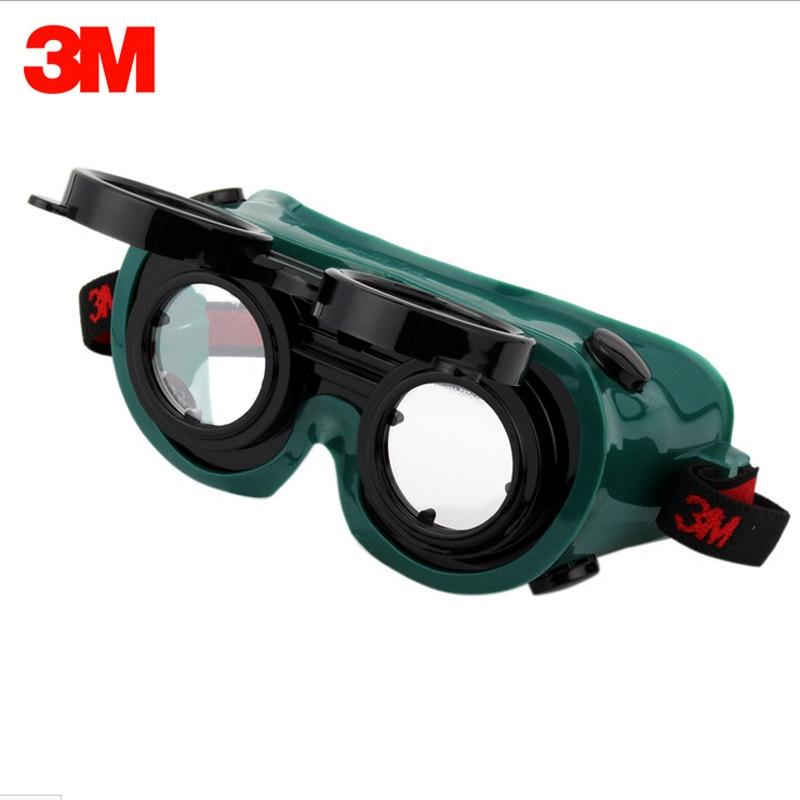 3 M 10197 Güvenlik Potansiyel Kaynak Gözlüğü Gözlük Gözlük - Güvenlik ve Koruma - Fotoğraf 2