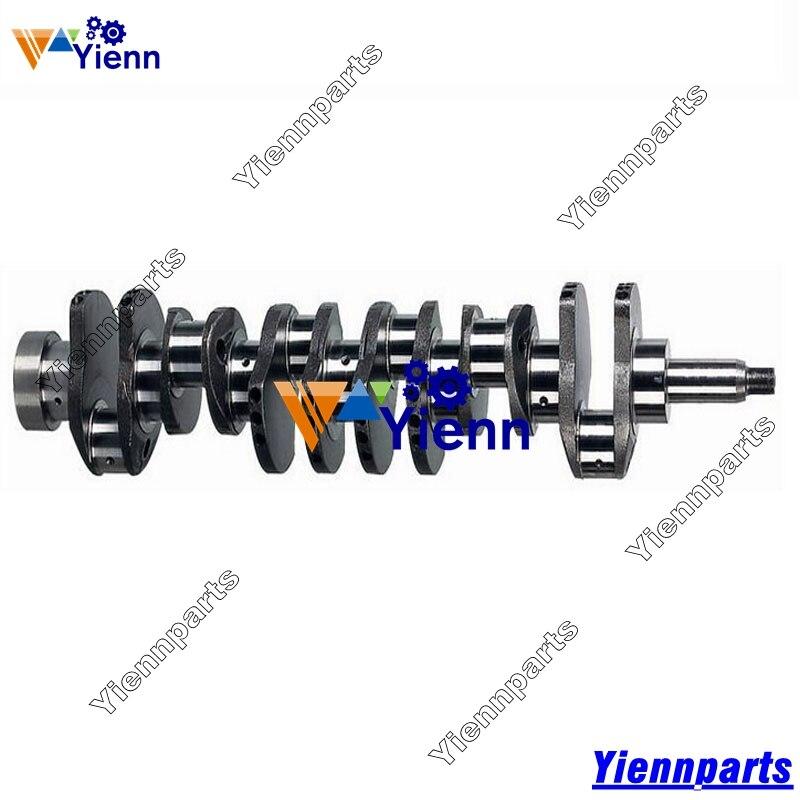 For HINO H07C H07CT cast iron crankshaft for Hino RR72