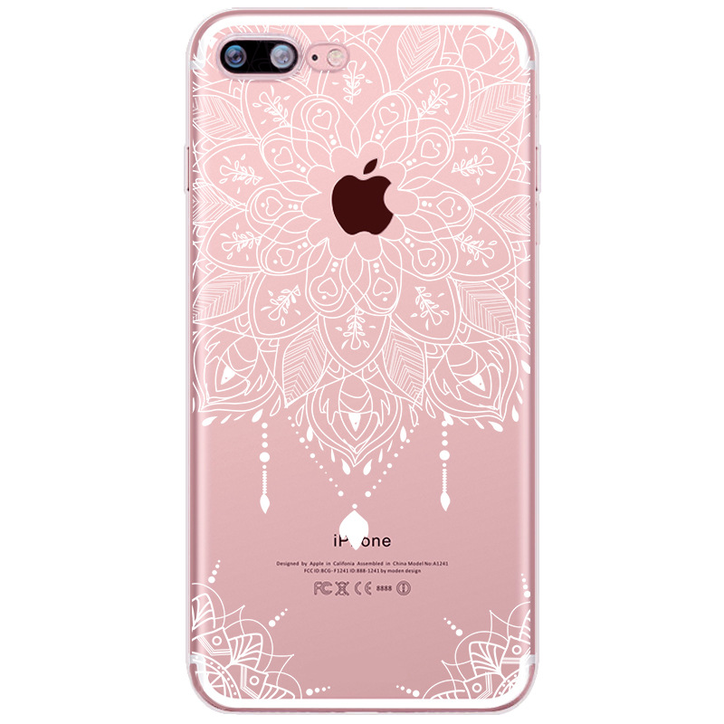 Mandala Lace Case for iPhone 2
