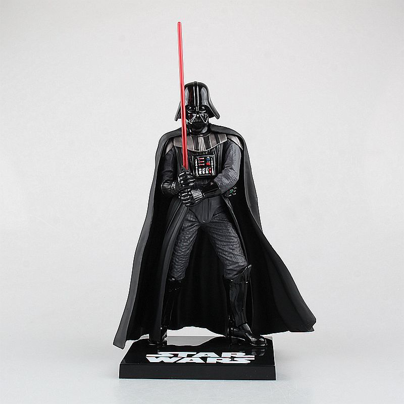 Free Shipping Cool 8 Star Wars Movie Taisho Darth Vader CT Ver. Boxed 20cm PVC Action Figure Collection Model Doll Toy Gift free shipping cute 4 nendoroid luck star izumi konata pvc action figure set model collection toy 27 mnfg032