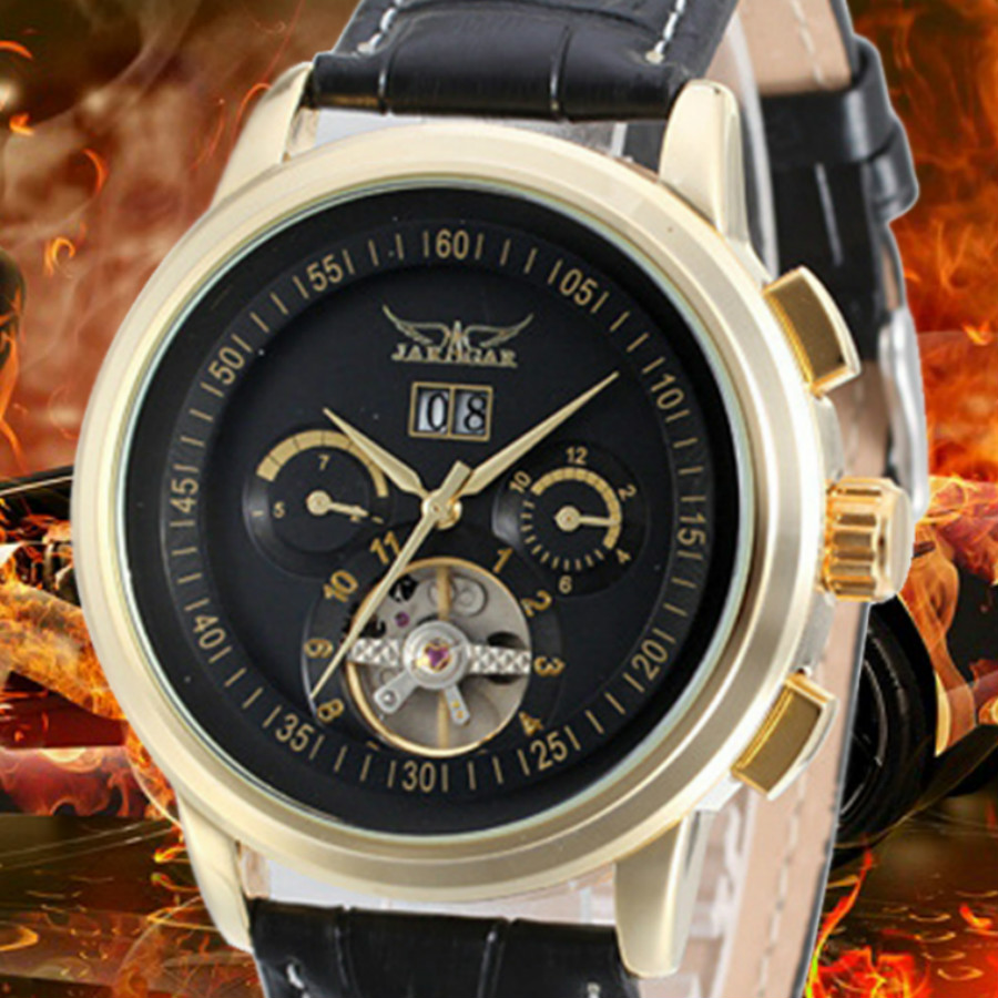 JARAGAR Designers Multi Function Automatic Mechanical Big Watches Atmos Army Clock Men's Tourbillon Watch masculin sitemap 131 xml