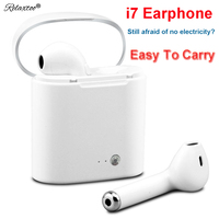 I7 Mini Tws Sports Earphones Wireless Bluetooth Headset In Ear Buds For Android Earphone With Mic