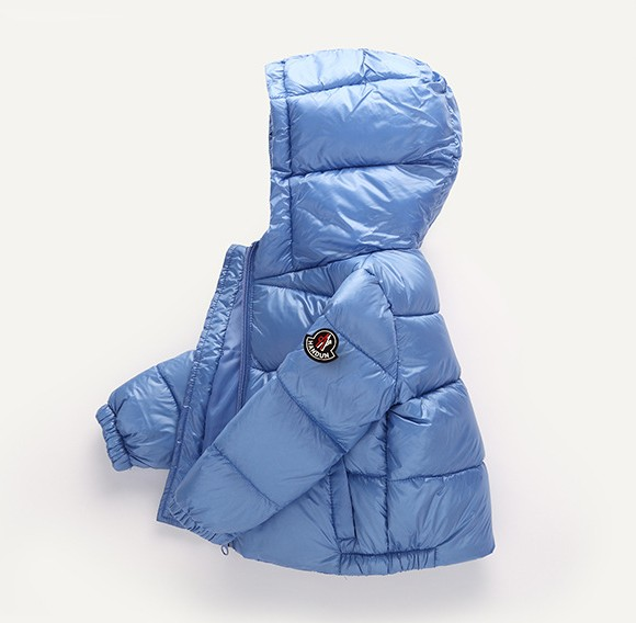 6 olor Baby kids  girl boy winter jacket coat toddler duck down fluff hooded coat fashion design casual clothing for kids