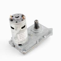 1pc metal gear motors 12 30V DC gear motor high torque