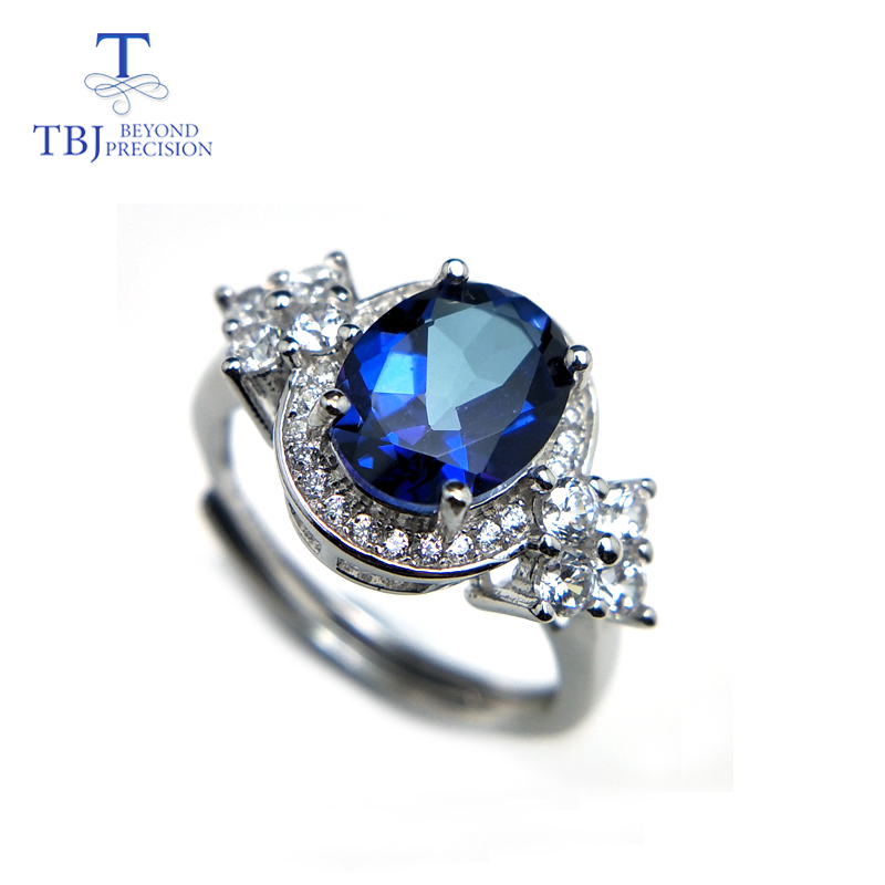 TBJ,classic design ring with oval 7*9mm mystic tanzanit topaz gemstone Ring in 925 silver jewelry Sweet fine gemstone jewelry