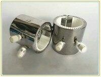 220v 380v Custom Injection Molding Machine Heating Coil Heating Coil Electric Ring Ceramic Heating Ring Copper