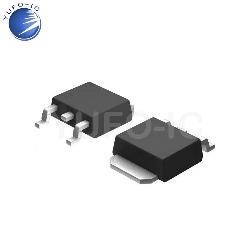 10PCS FDD6530A MOSFET N-CH 20V 21A D-PAK FDD6530 6530 6530A