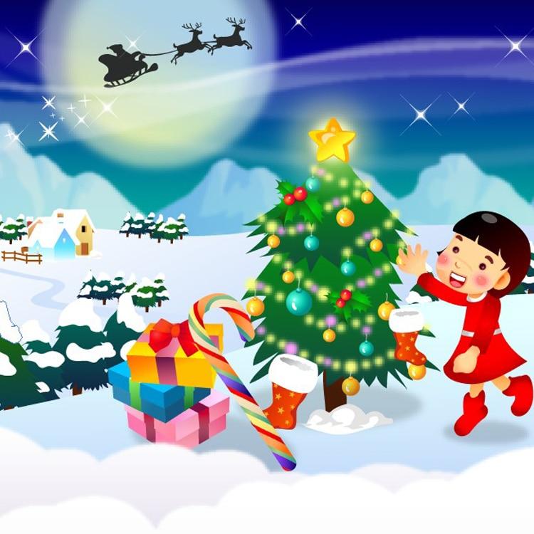 Image gallery navidad dibujos animados for Dibujos christmas navidad