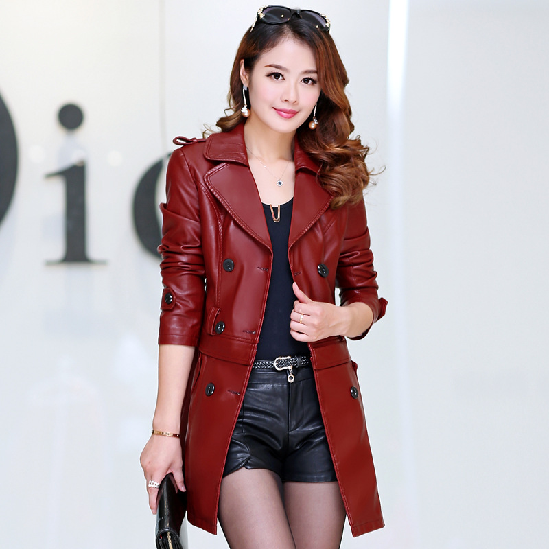 Skin 10Off Part Leather Collar Detachable In Bottom Fur Wear 6 Quality Ways Us48 With Faux Good 2 Jacket To Women Imitation Sheep byY6gf7