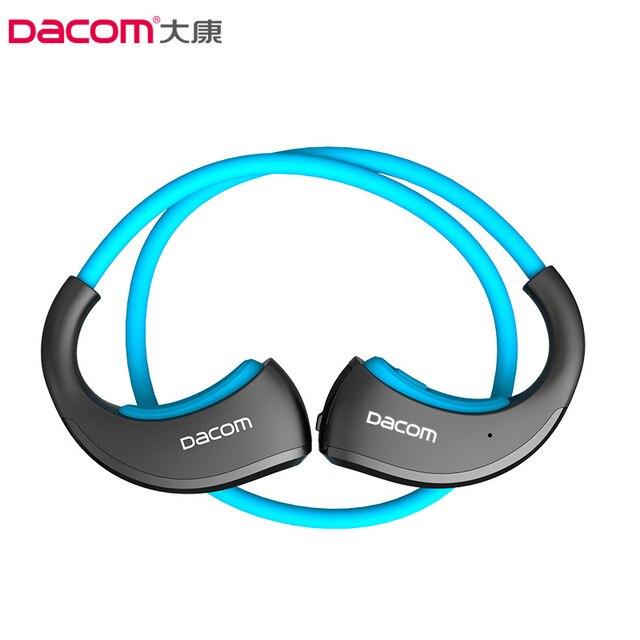 Genuine DACOM G06 Armor Auriculares Bluetooth 4.1 Headset Headphones Wireless IPX5 Waterproof Headphone Binaural Stereo Earphone