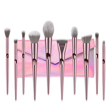professional powder blending makeup brushes foundation eyebrow eyeliner powder eyelash contour brush makeup cosmetic tool kits 12 24pcs makeup brushes cosmetic tool kits professional eyeshadow powder eyeliner contour brush with case bag pincel maquiage