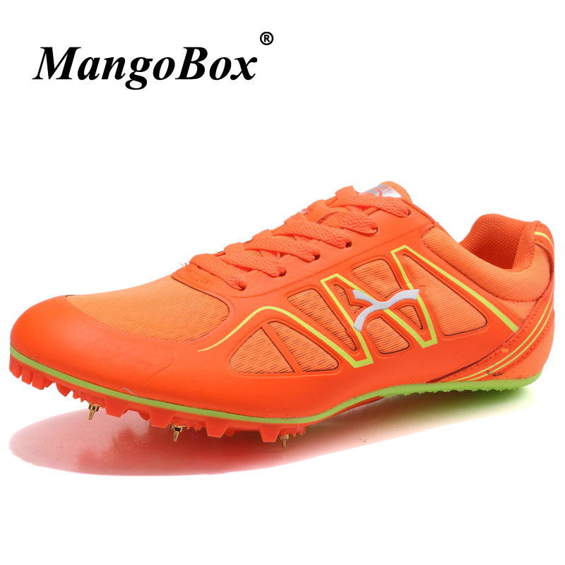 31a346bed350 Hot Sale Unisex Feiyue Shoes Weight Light Track and Field Shoes Men Running  Nails Sneakers Breathable Outdoor Lawn Spike Shoes-in Track   Field Shoes  from ...