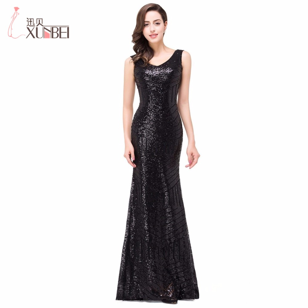 Popular Rose Gold Evening Gown-Buy Cheap Rose Gold Evening Gown ...