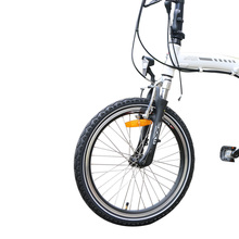 20″ BAFANG Electric Folding Bike 36V 250W Wheel Motor Bicycle SHIMANO Derailleur Cycling bicicleta electrica Electric Bike Ebike