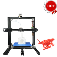 Newest Upgraded Reprap Prusa I3 3D Printer Kits High Quality Desktop CNC Full Colors 3D Printer