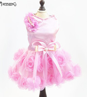 Pet Dog Party Dress Puppy Decoration Princess Dog Dress Dogs Wedding Dresses Pet Tutu Skirt Costume