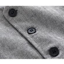 Trendy Baby Boys 3pcs Set – Vest + Plaid Shirt + Pants Party  Suit