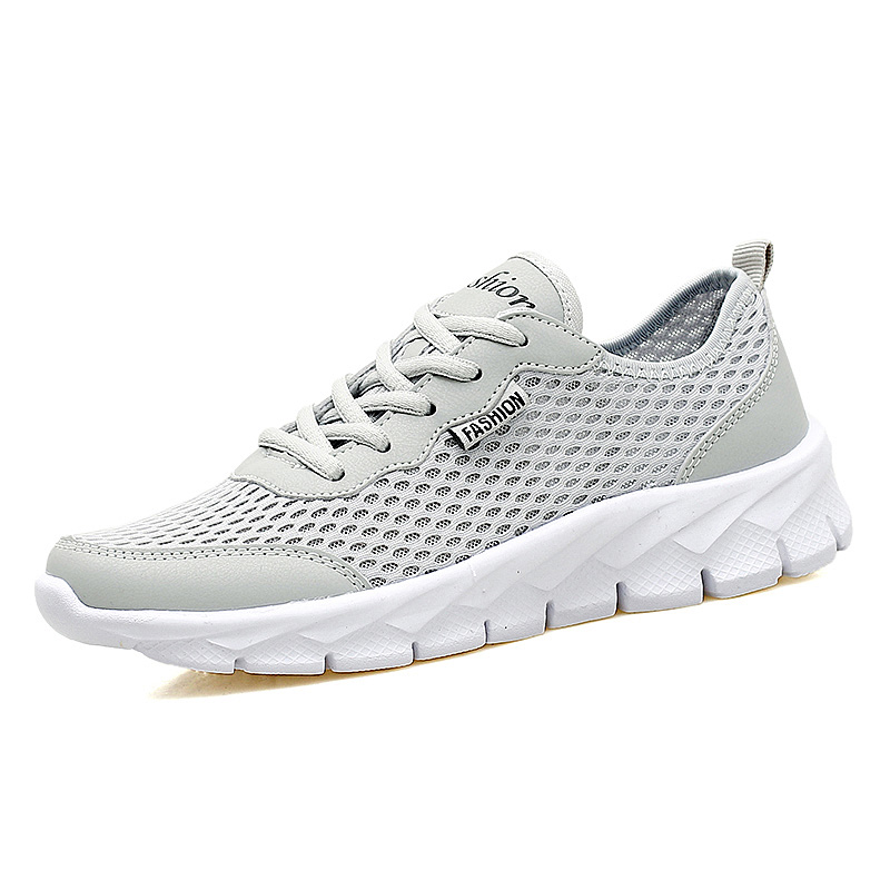Cheap Running Shoes For Men Women Couple Lightweight Sport Shoes Breathable Mesh Sneakers Summer Footwear For Walking Jogging
