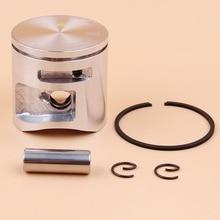42mm Piston Pin Ring Circlip Kit Fit For Husqvarna 445 445E Chainsaw #544088403