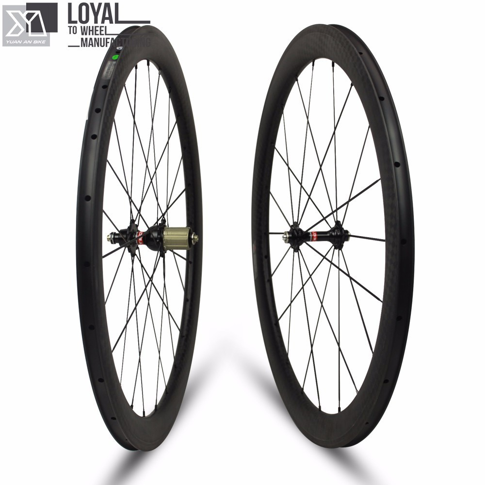 DT SWISS 240s Hub Clincher Carbon Road Bike Wheels 25mm Width 50mm Depth Clincher Rim With Sapim Spoke 700c which spoke carbon wheels t700 v sprint carbon wheels 50mm carbon wheel with 20 5mm width d and t350hub