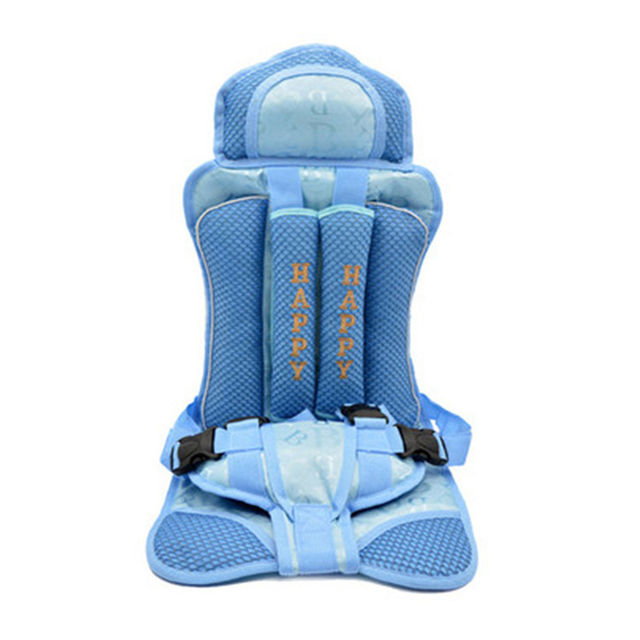 Portable Baby Car Seat Practical Baby Cushion Safety  For Children Car Protection Kids Child Seats Safety Cars Seat Baby