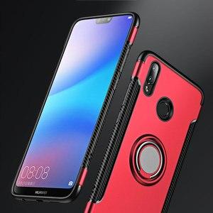 Image 3 - Чехол для Huawei P20 Lite, чехол для Huawei P20 Lite, армированный резиновый силиконовый чехол для телефона Huawei nova3, чехол для Huawei P20 Lite, чехол