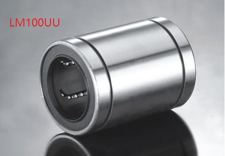 где купить LM100UU 100mm linear ball bearings linear motion bearings cnc parts CNC router guide 100x150x175mm по лучшей цене