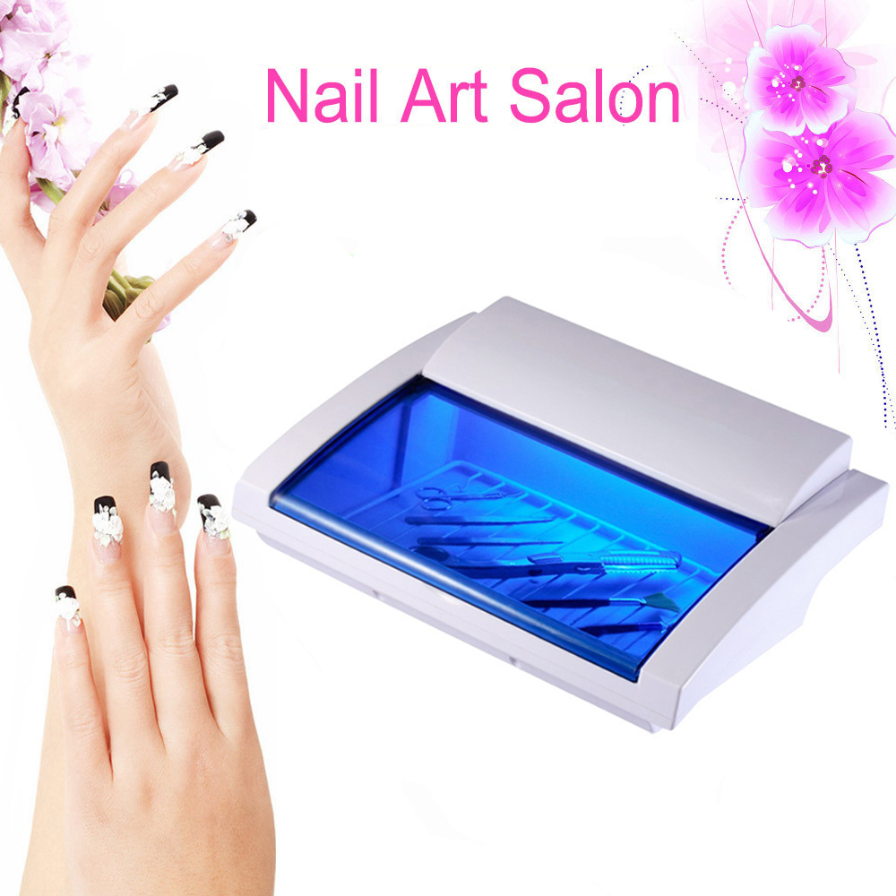 Sterilizer For Nails Art Tool Box For Cutter Manicure Set Instrument