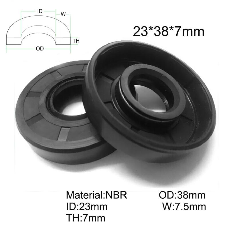 100x 23 x 2 mm NITRILE 70 o/'ring