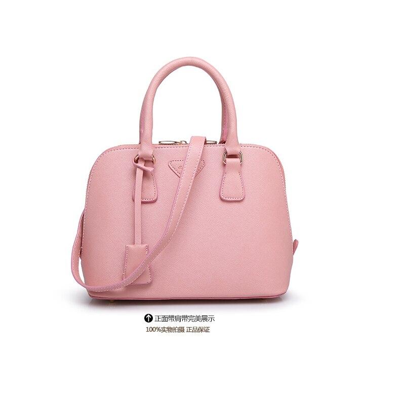Popular Woman Pink Handbag-Buy Cheap Woman Pink Handbag lots from ...