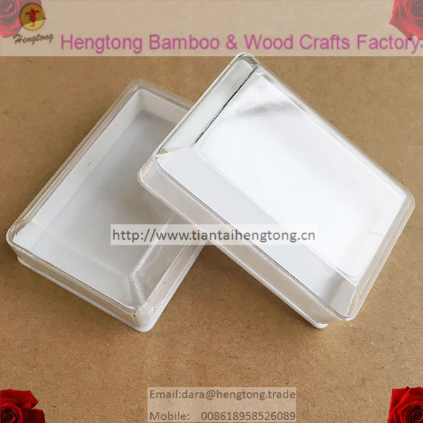 Free shipping 12pcs/set fancy transparent plastic rosary box,gift box for 6mm bead rosary special offer