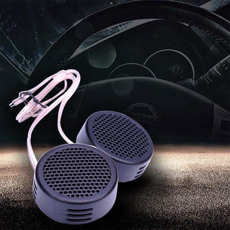 High Efficiency Portable Audio Sound Speaker Super Power Mini Dome Tweeter New Universal Car Loudspeaker Loud