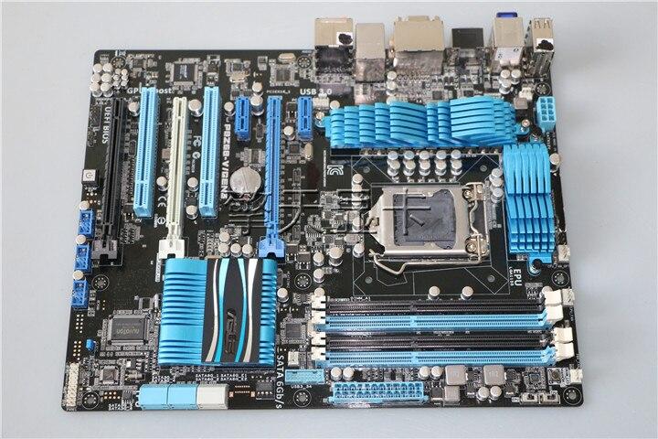 Asus P8Z68-V/GEN3 De Bureau Carte Mère LGA 1155 i3 i5 i7 DDR3 32 gb SATA3 USB2.0 USB3.0 Z68 carte mère livraison gratuite
