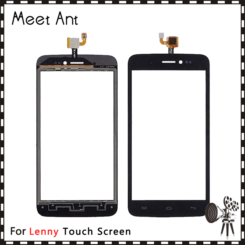 Replacement High Quality For Wiko Lenny 1 / Lenny 2 / Lenny 3 / Lenny 4 Touch Screen Digitizer Sensor Outer Glass Lens Panel